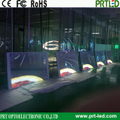 Transparent advertising led panels P3.91-7.81