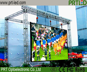 High Resolution Full Color Rental LED Video Wall for outdoor Stage, Events Shows (P3.91, P4.81)