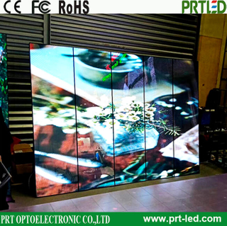 Indoor P2.5 Portable Advertising LED Display Digital Poster with Foldable Stand