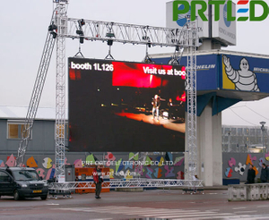 High Brightness Waterproof Led Display Screen for Outdoor Rental (P3.91, P4.81, P5.95)
