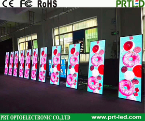 All-in-One Multi Full Color Poster Design LED Display Screen for Indoor Advertising (1920 X 640 mm)