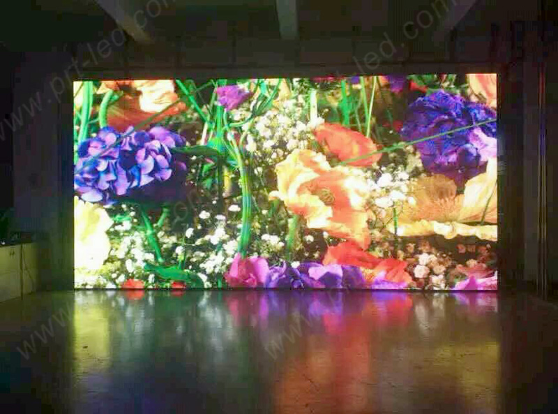 Outdoor Rental P5.95 LED Video Wall with 500X500mm Cabinets