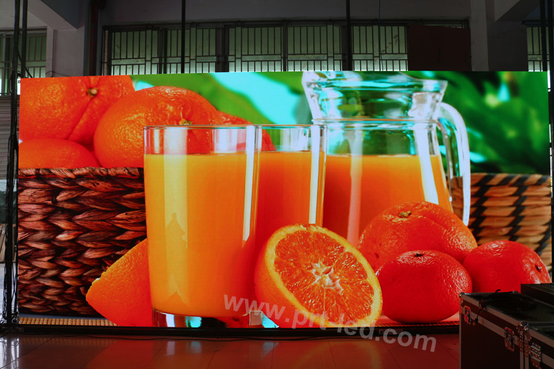 Ultra High Definition Full Color LED Screen of Indoor P1.667