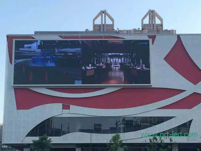 Low Price P10 Outdoor LED Billboard with Full Color