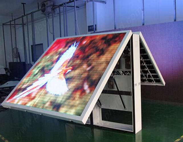 Double-Side Opened Full Color LED Sign for Outdoor Video Wall (P8, P10)