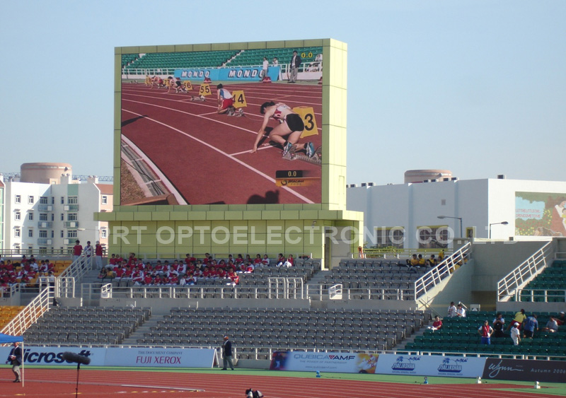 Waterproof Outdoor Advertising Display LED Module P16 256*256 with High Brightness 8000nits