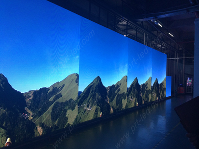 Full Color P6 Rental Indoor Screen with Cheap Cost