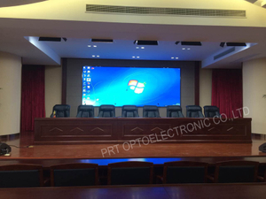 P1.9 Full Color LED TV HD Display Television for Control Room/Studio