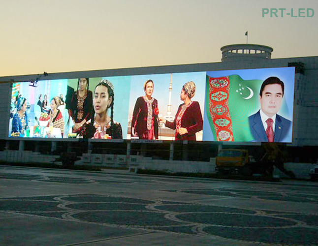 Wide View Angle P10 Outdoor LED Billboard Low Price (SMD3535)