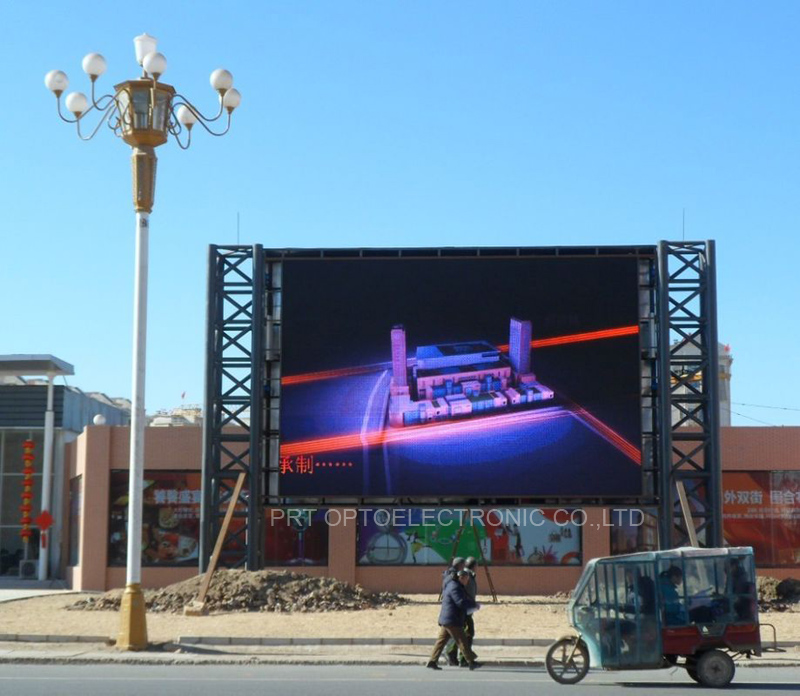 High Solution Outdoor P5 LED Digital Display with High Quality SMD2727 LED Lamps