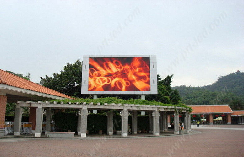 Outdoor P6 Full Color LED Video Wall for Rental/Permanent Install