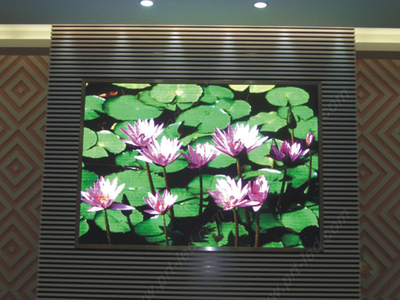 Indoor Full Color P4 LED Video Wall with Slim Panel