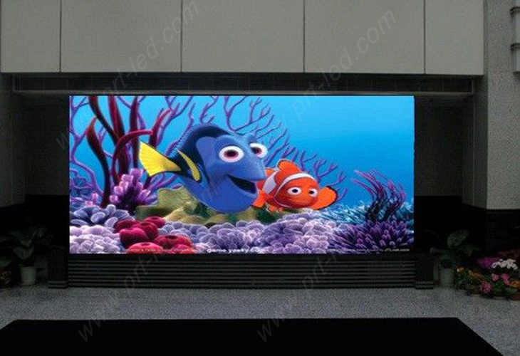 P3.9 HD Full Color LED Sign Board for Rental
