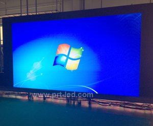 High Resolution P3 LED Video Image Wall for Indoor Display