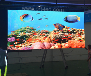 Front Service Full Color Rental LED Display/Video Screen of Indoor P3.91, P4.81, P6.25