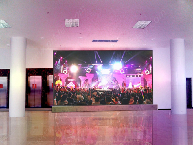 High Definition P5 Full Color LED Video Display for Indoor