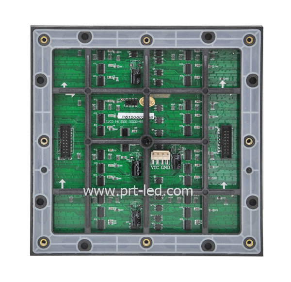 SMD3535 P6 Full Color LED Module with High Brightness 6000nits