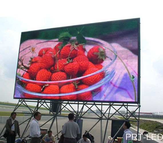 640X640mm LED Display Board of Outdoor P8 (SMD3535)