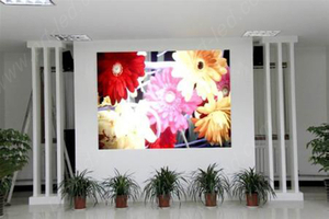 Extra Slim Indoor P8 Full Color LED Display Screen