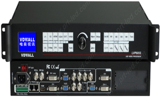 LED Controller HD Video Processor of Vd Wall 605 Series