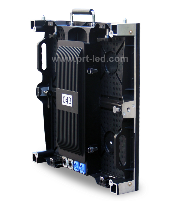Hot Sale Rental Advertising LED Panel of Indoor P3.91, P4.81, P6.25 (500*500mm)