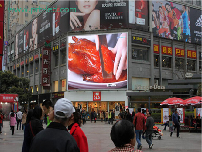P16 Full Color Message Board for Outdoor Advertising