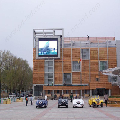 7500nits SMD P10 Outdoor Full Color LED Display for Advertising