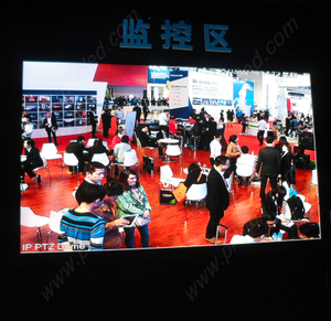 High Resolution P1.667 LED TV Video Wall for Indoor Display